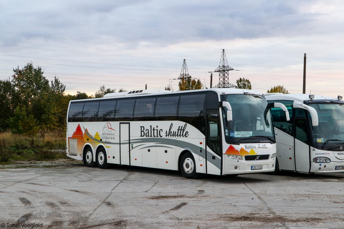 Tallinn, Volvo 9700HD NG № 392 KSN
