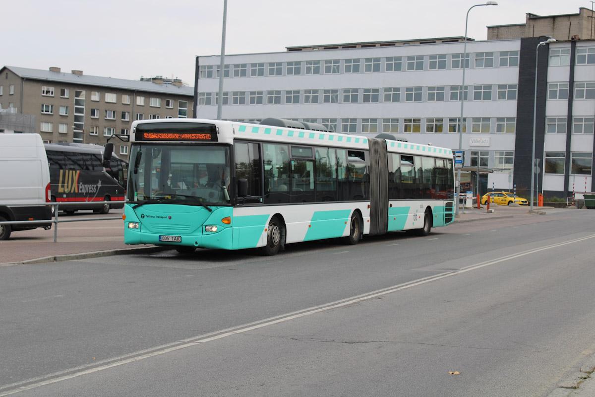 Tallinn, Scania OmniLink CL94UA 6X2LB № 1005