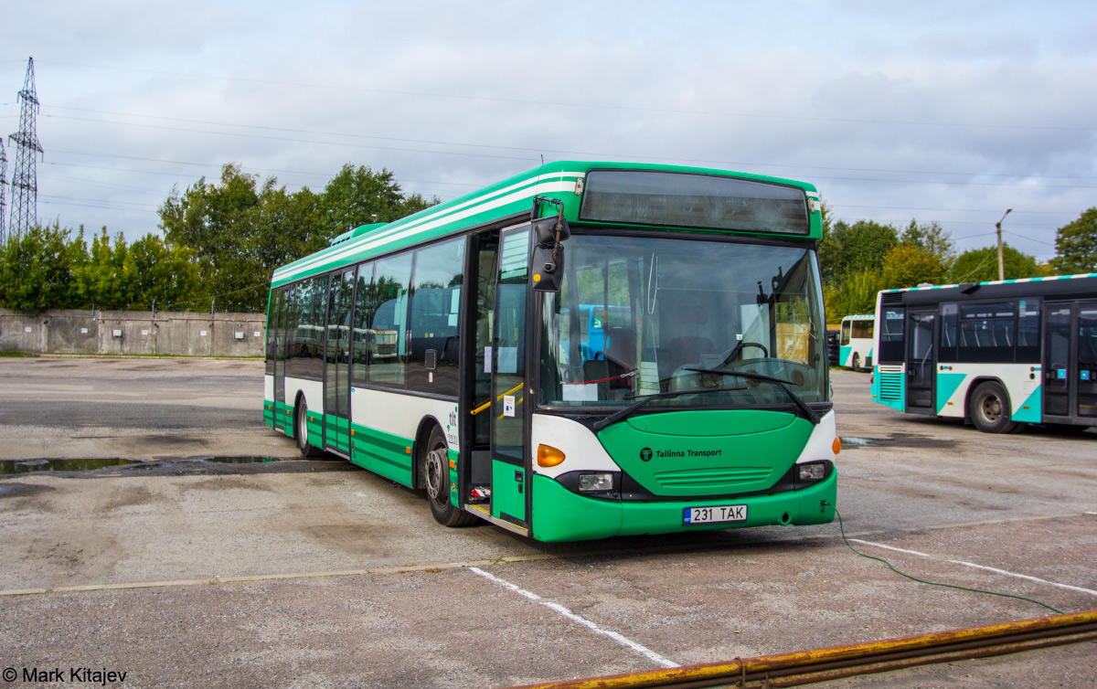 Tallinn, Scania OmniLink CL94UB № 2231