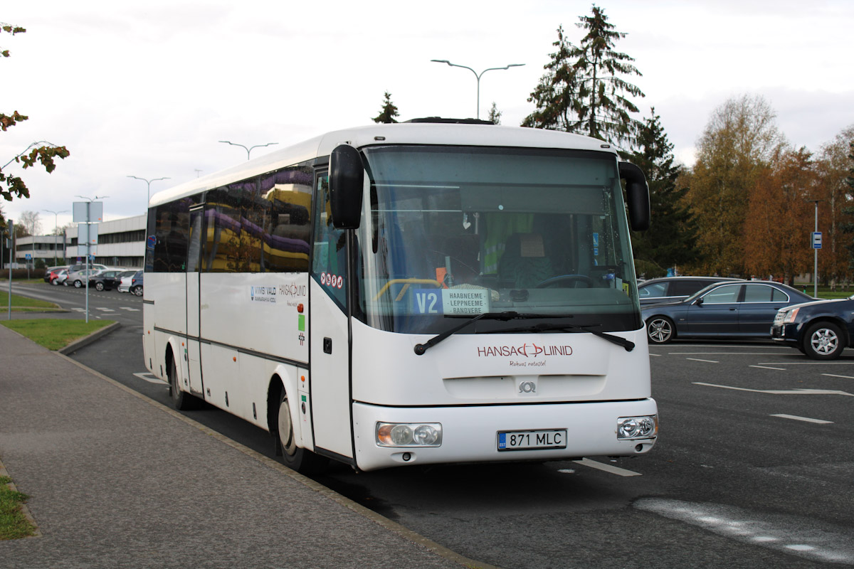 Tallinn, SOR C 10.5 № 871 MLC