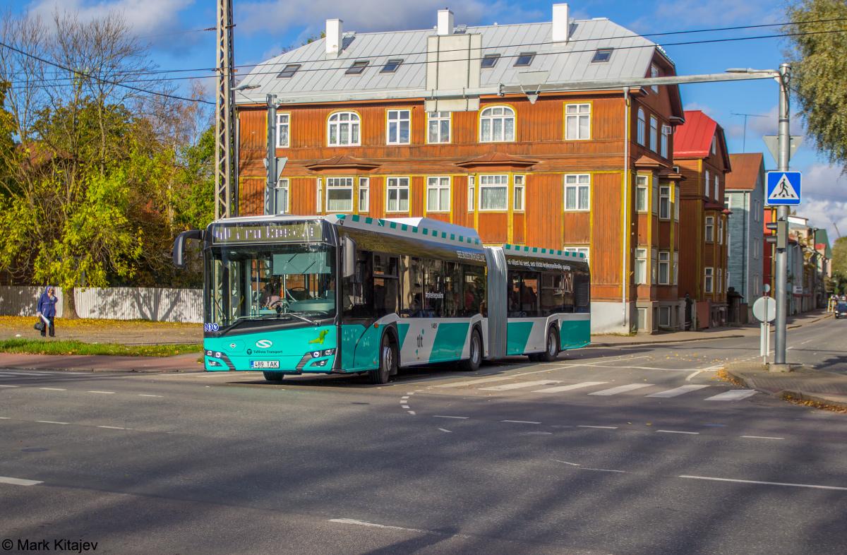 Tallinn, Solaris Urbino IV 18 CNG № 1489