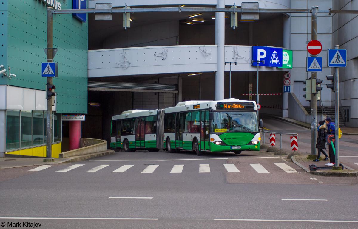 Tallinn, Scania OmniCity CN94UA 6X2 № 2792
