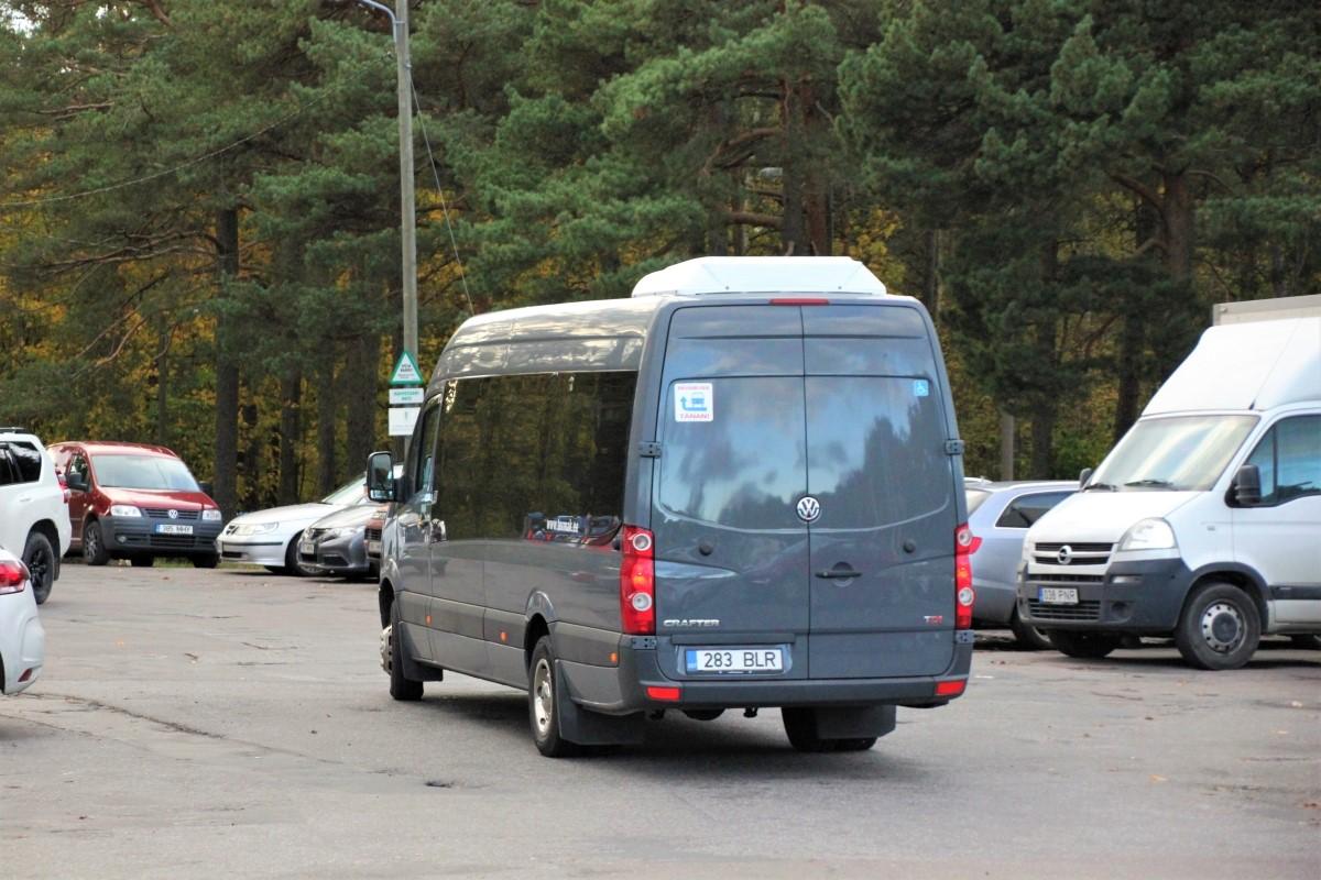 Tallinn, Volkswagen Crafter № 283 BLR
