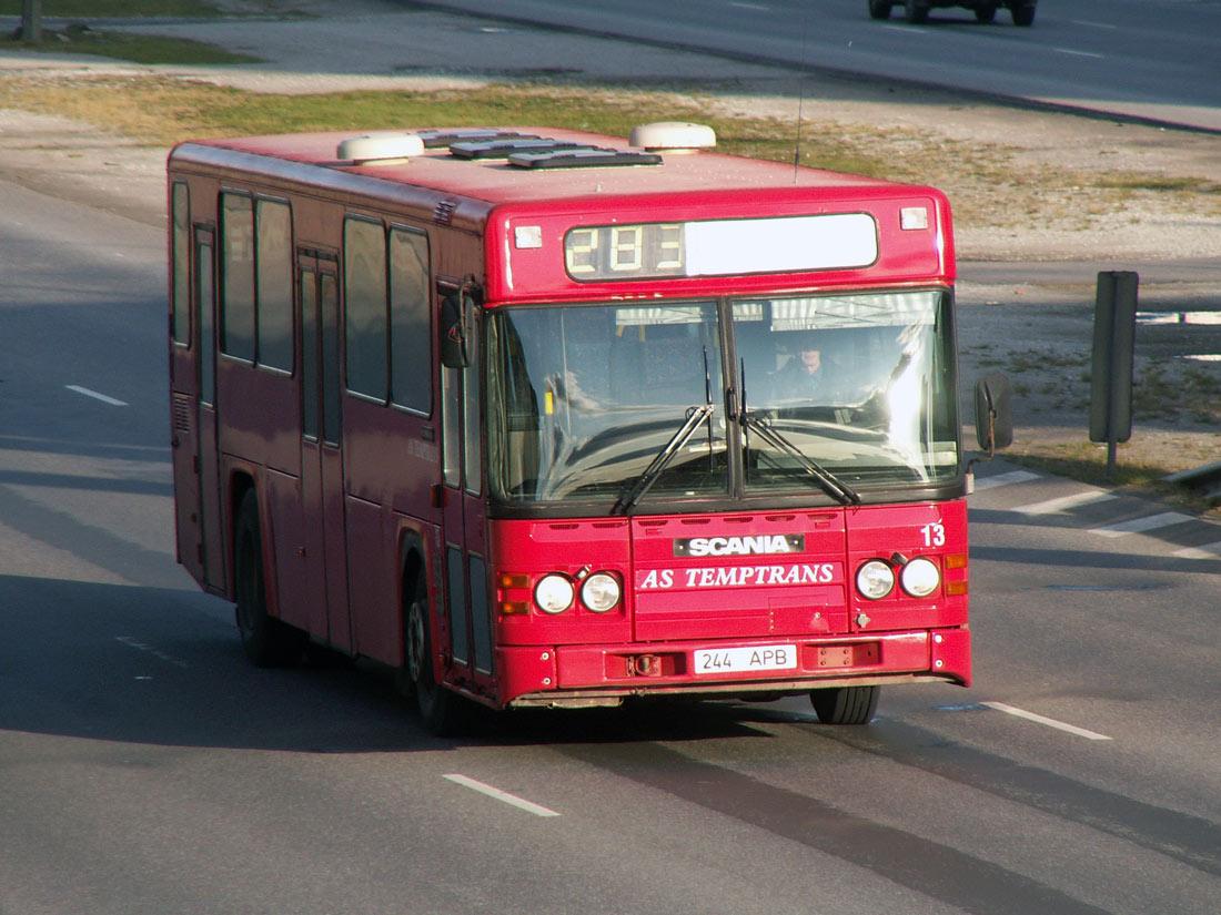 Maardu, Scania CN112CL № 13