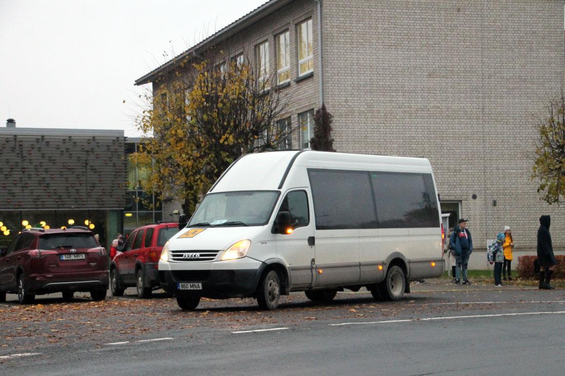 Viljandi, IVECO Daily 50C18V № 860 MNA