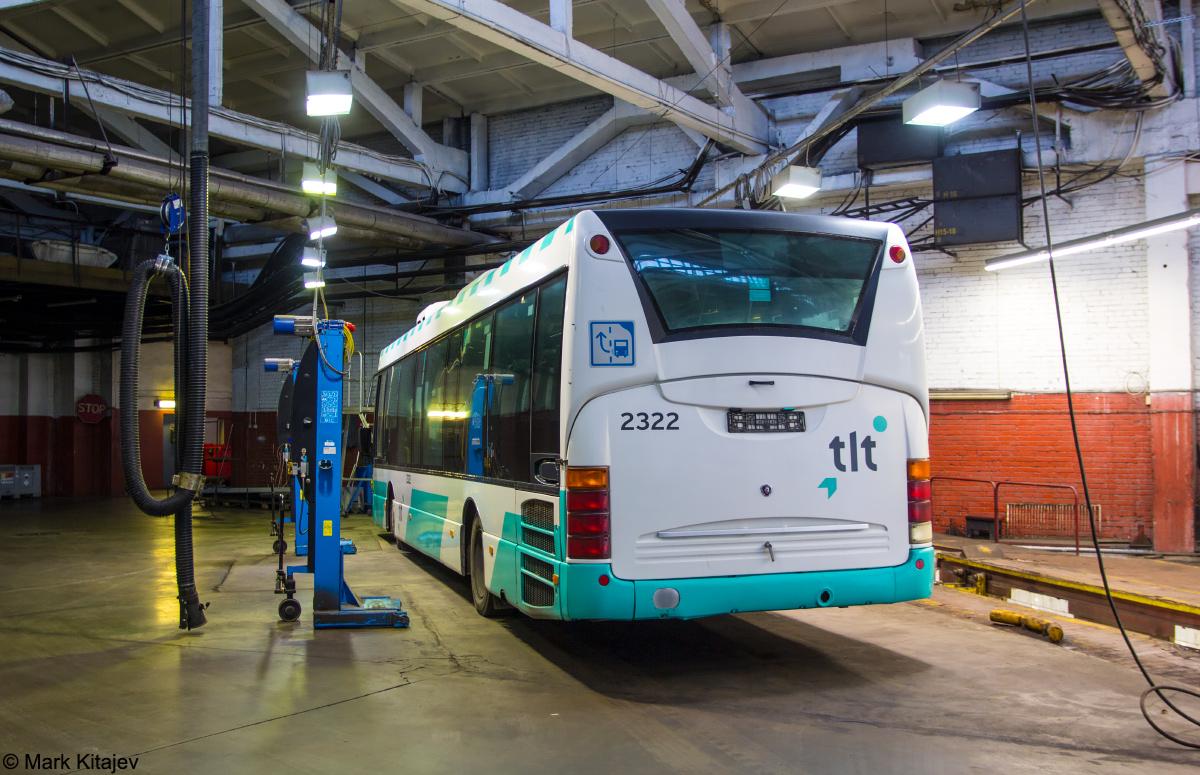 Tallinn, Scania OmniLink CL94UB № 2322