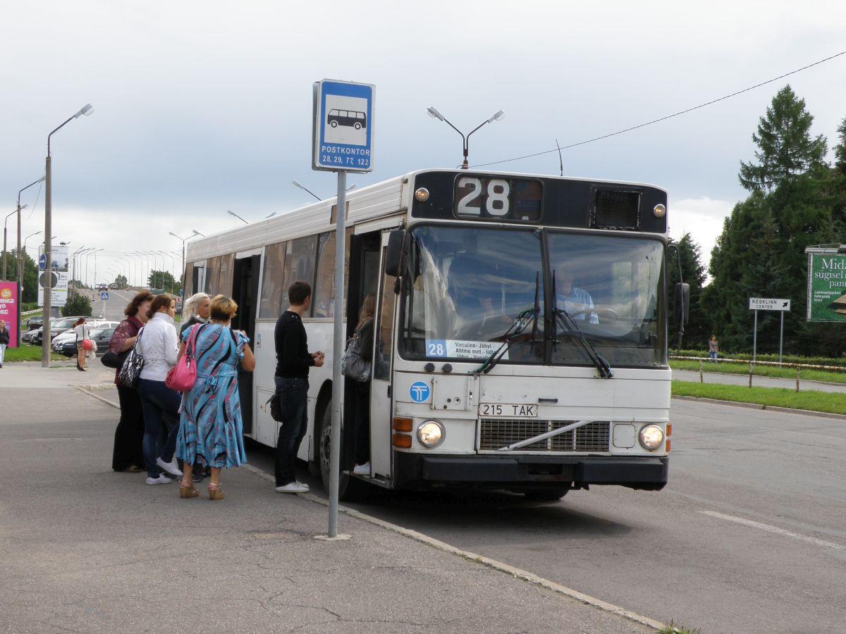 Kohtla-Järve, Wiima K202 № 215 TAK