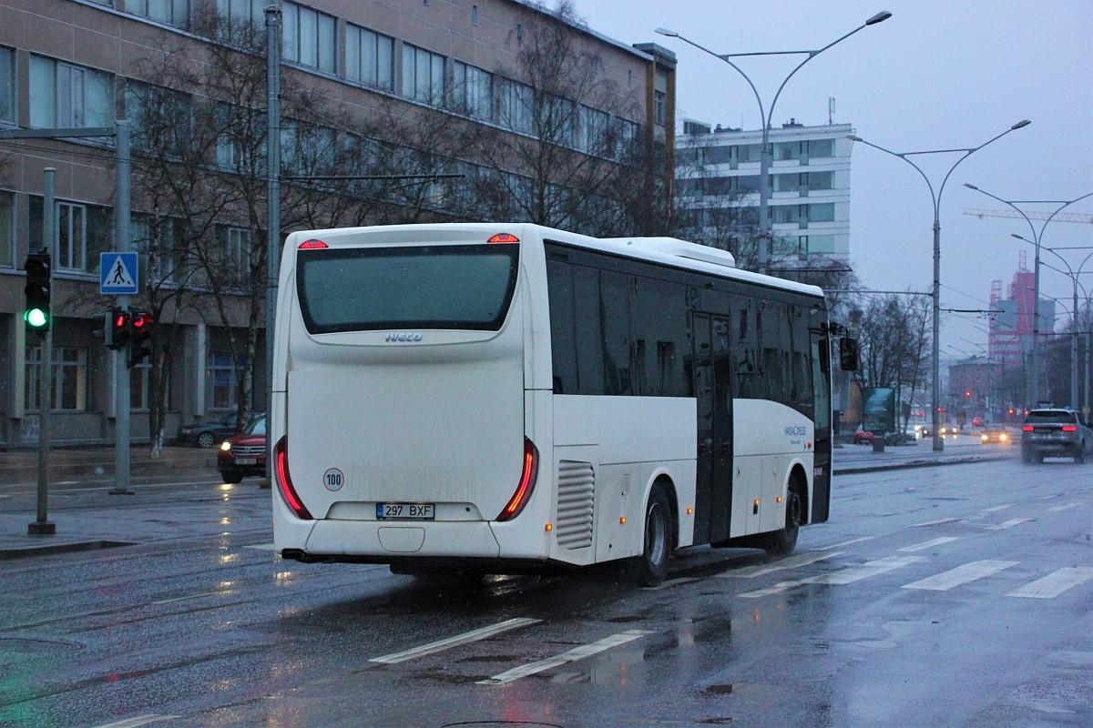 Tallinn, IVECO Crossway Line 10.8M № 297 BXF