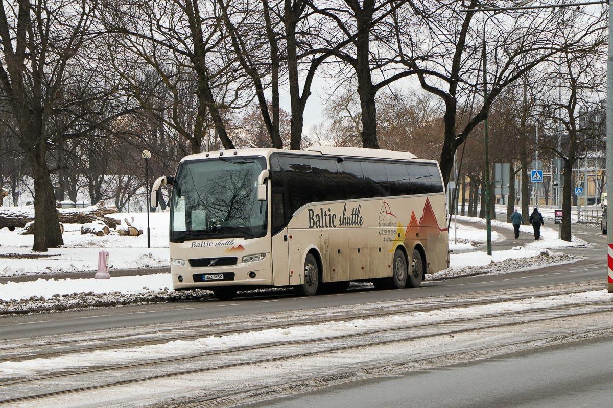Tallinn, Volvo 9900 NG № 352 MSK