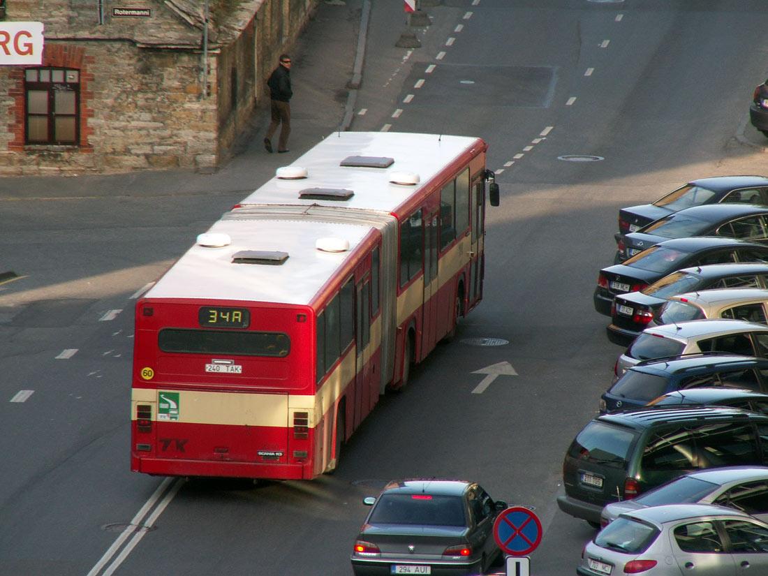 Tallinn, Scania CN113ALB № 2240