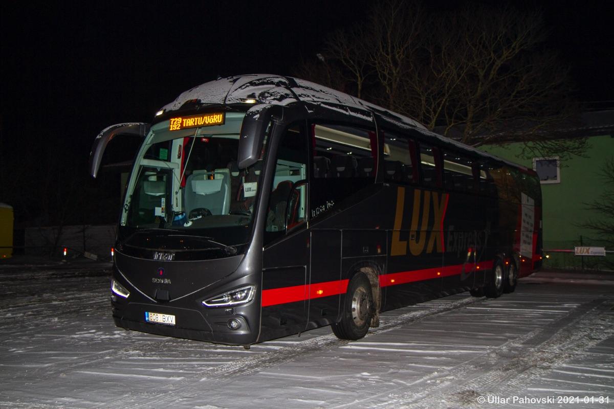 Tallinn, Irízar i6S 15-3,7 № 508 BXV