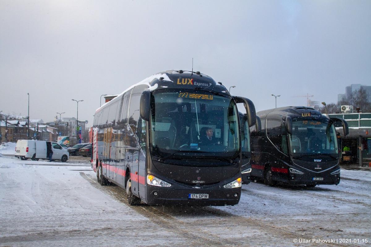 Tallinn, Irízar i6 15-3,7 № 174 DPW