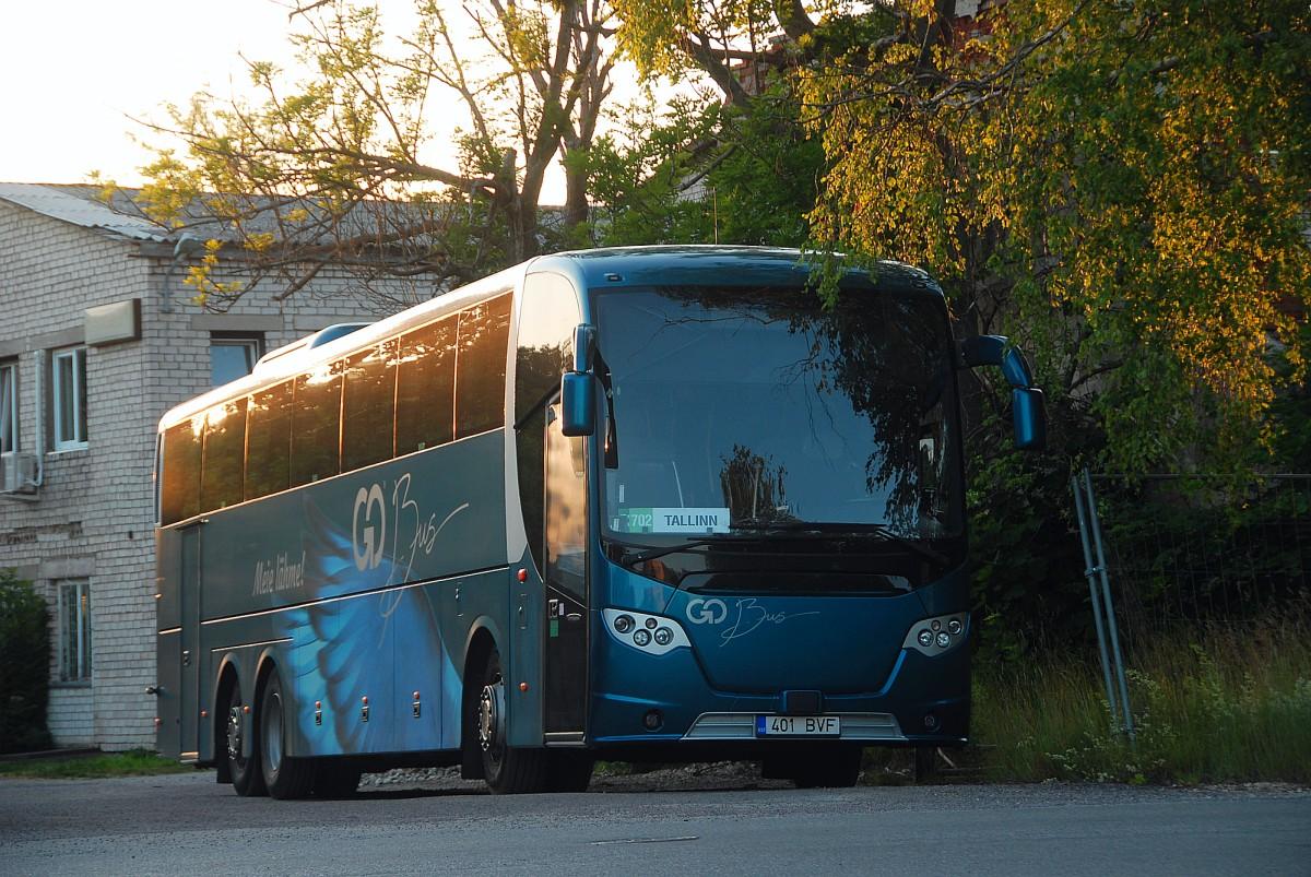Kärdla, Scania OmniExpress 360 № 401 BVF