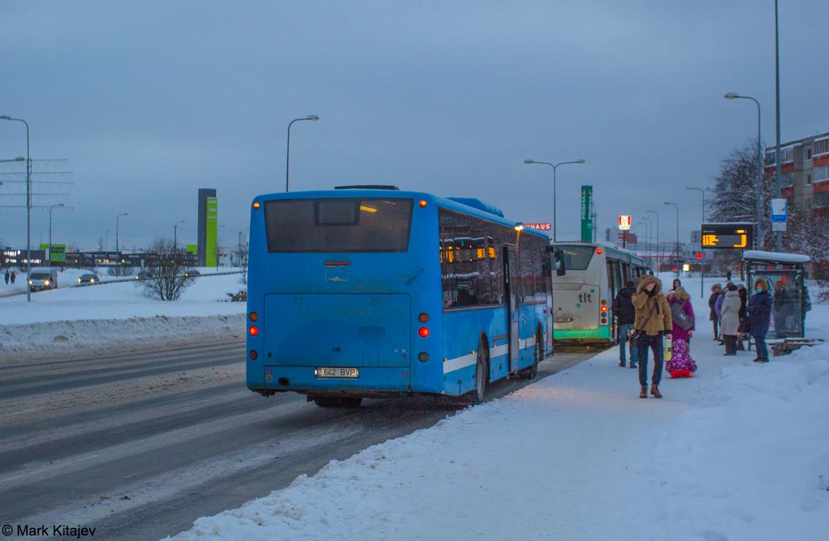 Tallinn, Vest Center L № 642 BVP