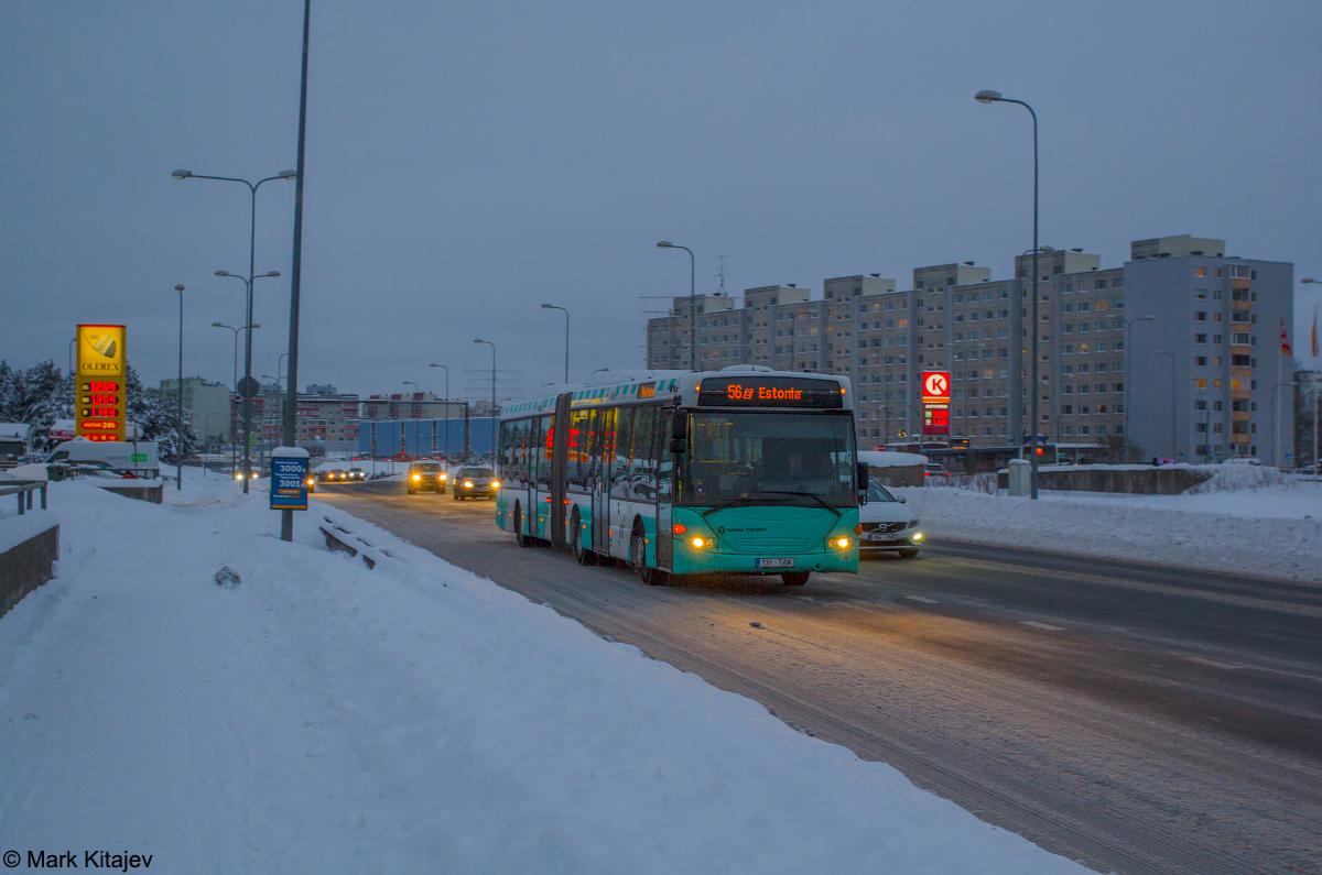 Tallinn, Scania OmniLink CL94UA 6X2LB № 3131