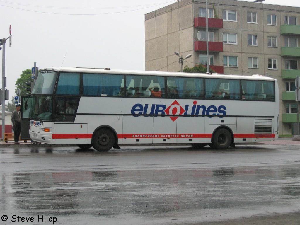 Tallinn, Berkhof Excellence 2000HL № 362 AON