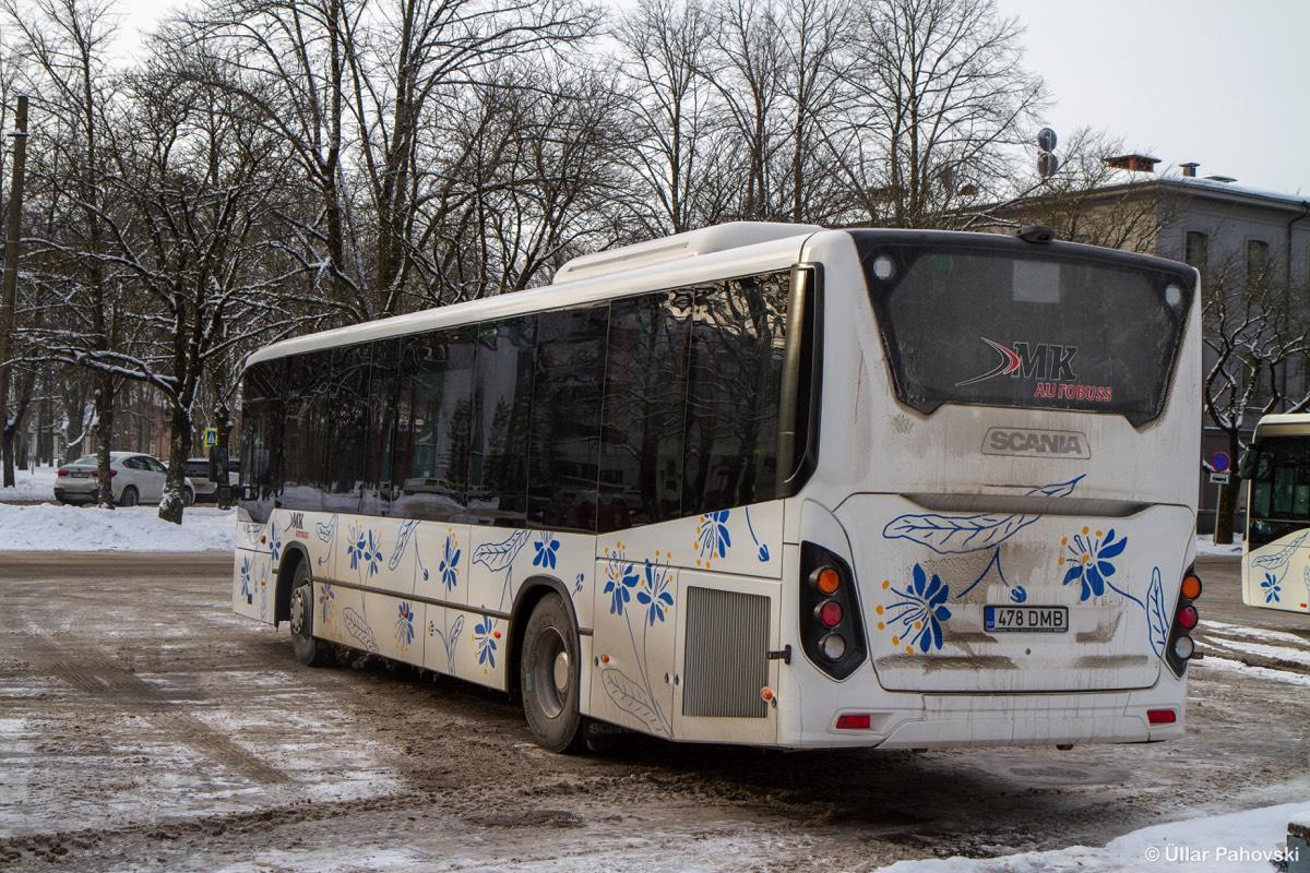 Pärnu, Scania Citywide LE Suburban № 478 DMB