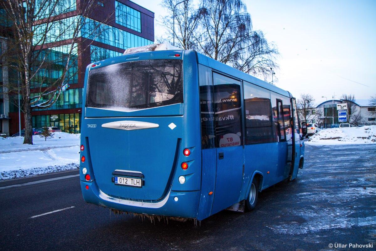Tartu, Kapena Thesi CNG № 012 TLH