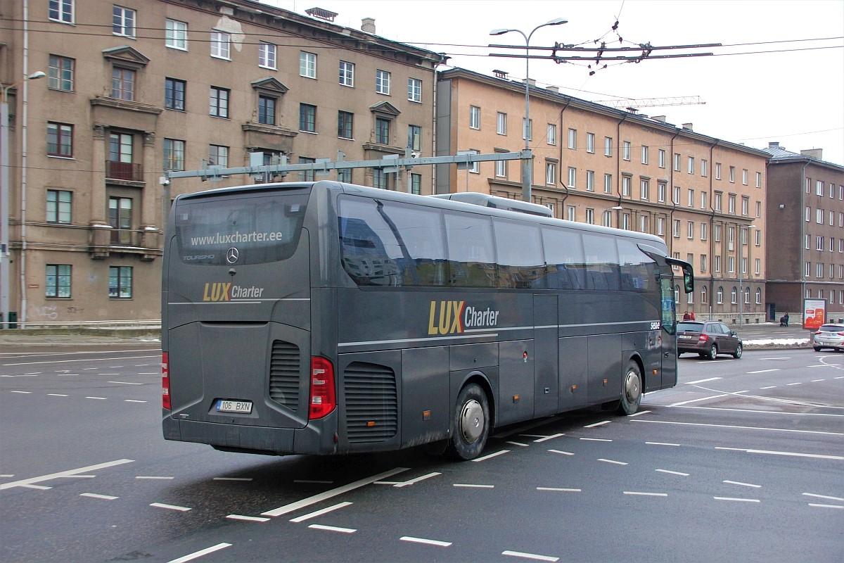 Tallinn, Mercedes-Benz Tourismo 15RHD-III № 106 BXN