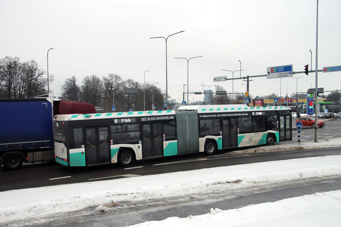 Tallinn, Solaris Urbino IV 18 CNG № 3270