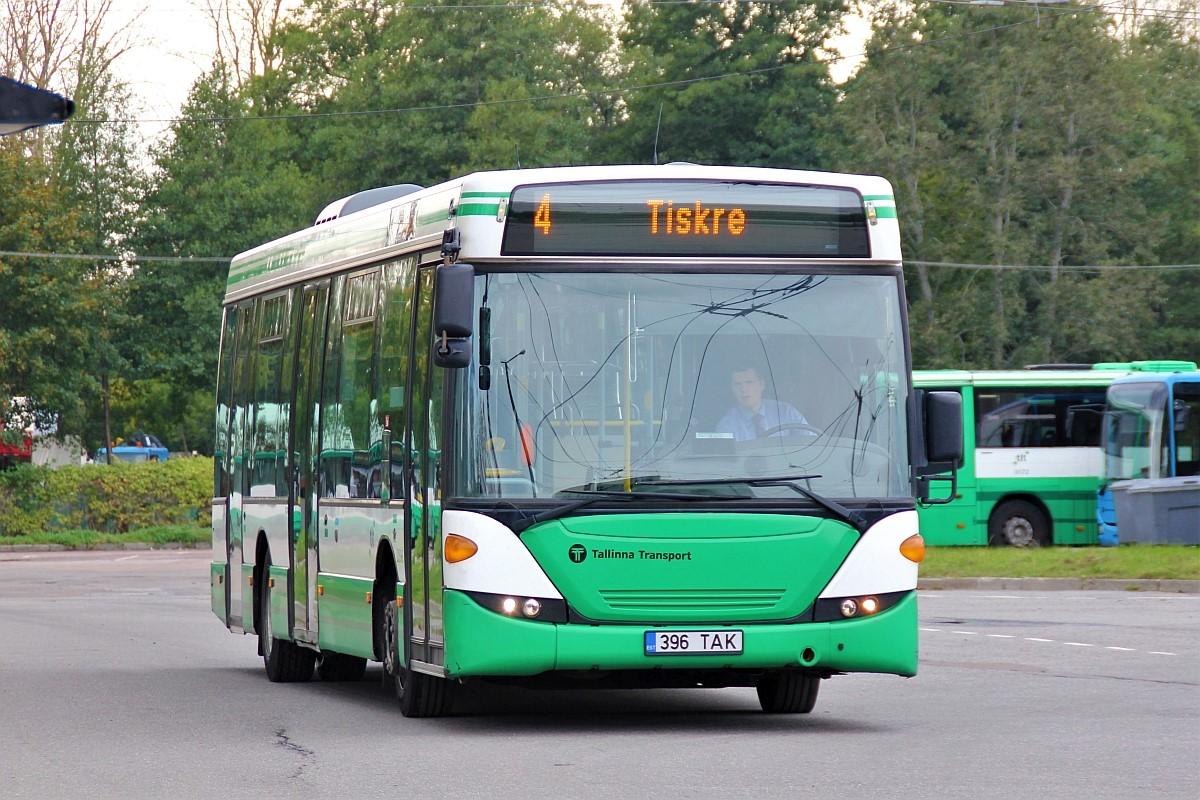Tallinn, Scania OmniLink CK270UB 4X2LB № 2396