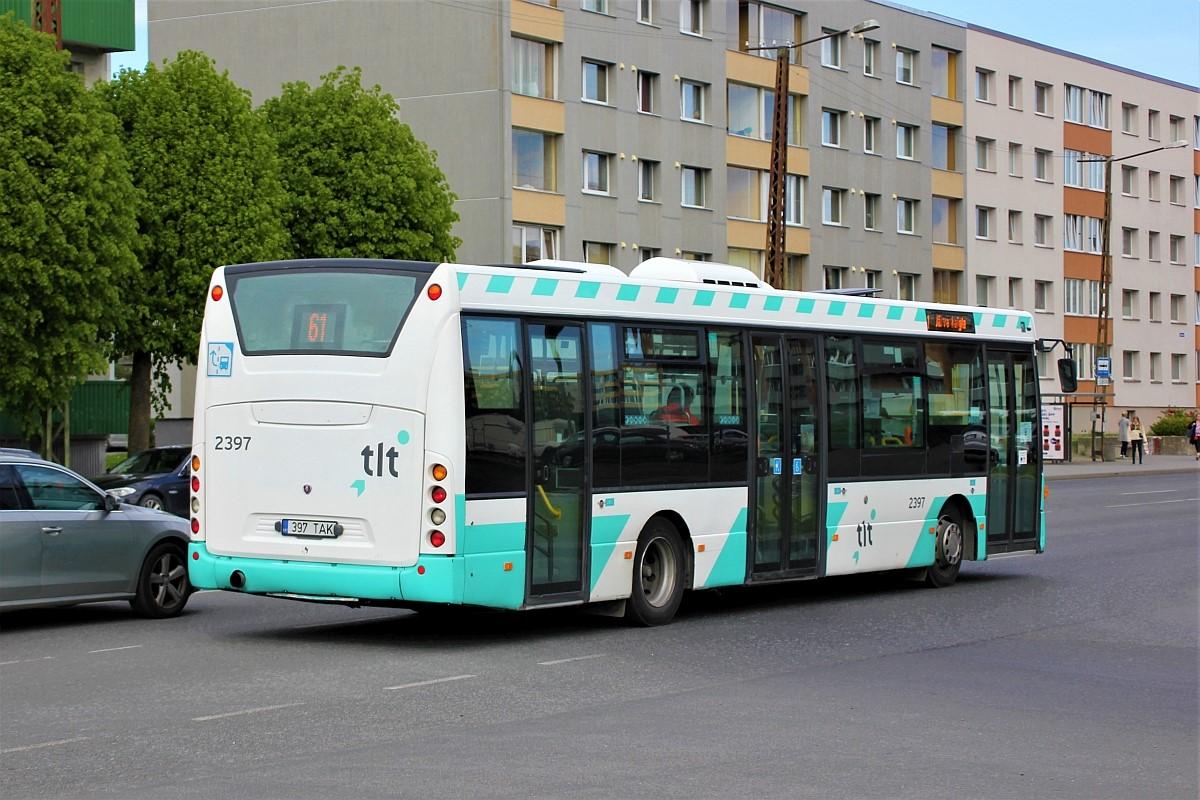Tallinn, Scania OmniLink CK270UB 4X2LB № 2397