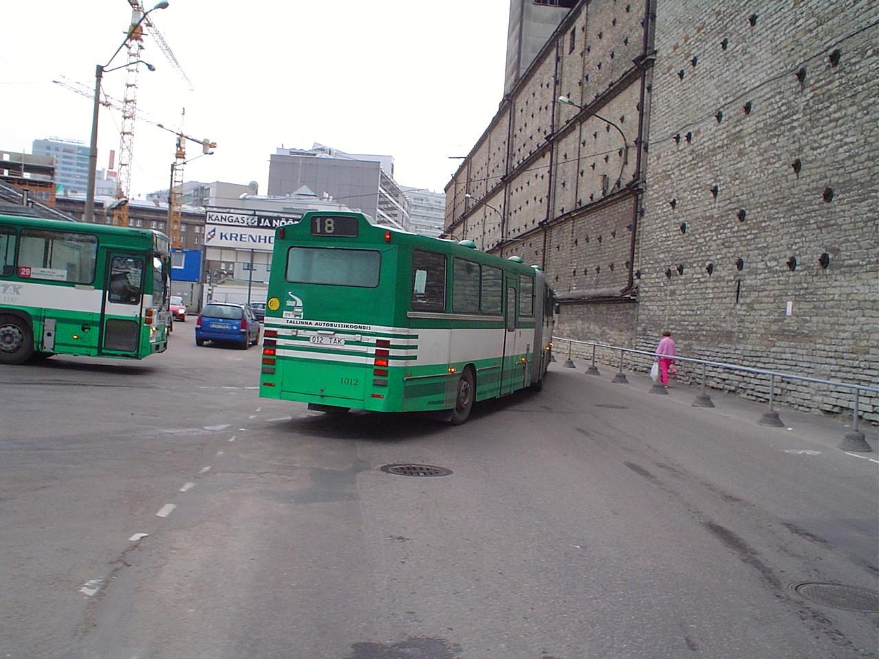 Tallinn, Säffle № 1012