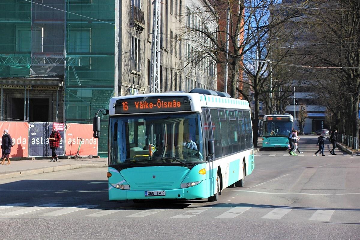 Tallinn, Scania OmniLink CK270UB 4X2LB № 2368