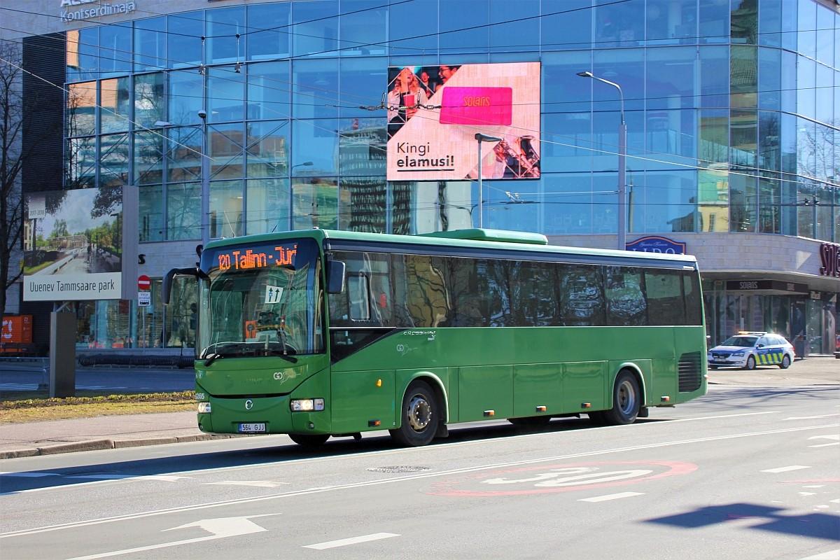 Tallinn, Irisbus Crossway 12M № 564 GJJ