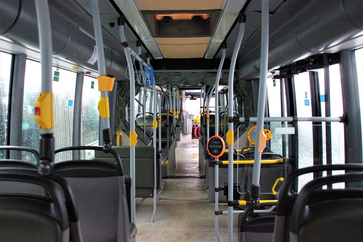 Tallinn, Scania OmniCity CN94UA 6X2 № 2788
