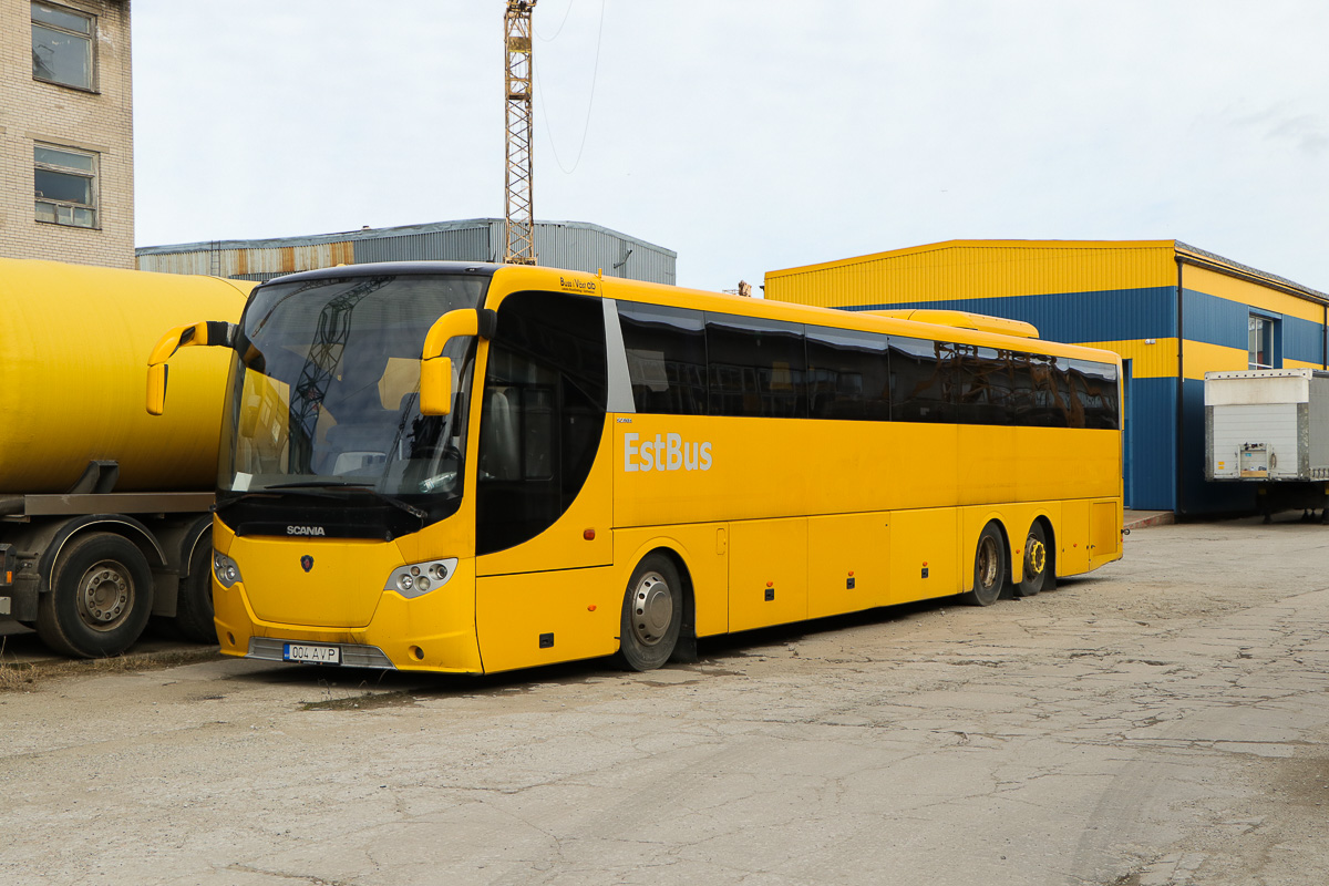 Tallinn, Scania OmniExpress 340 № 004 AVP