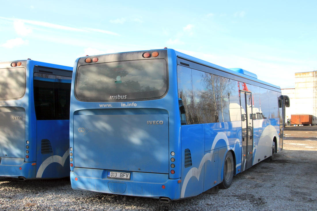 Kiviõli, Irisbus Crossway 12M № 013 BFV