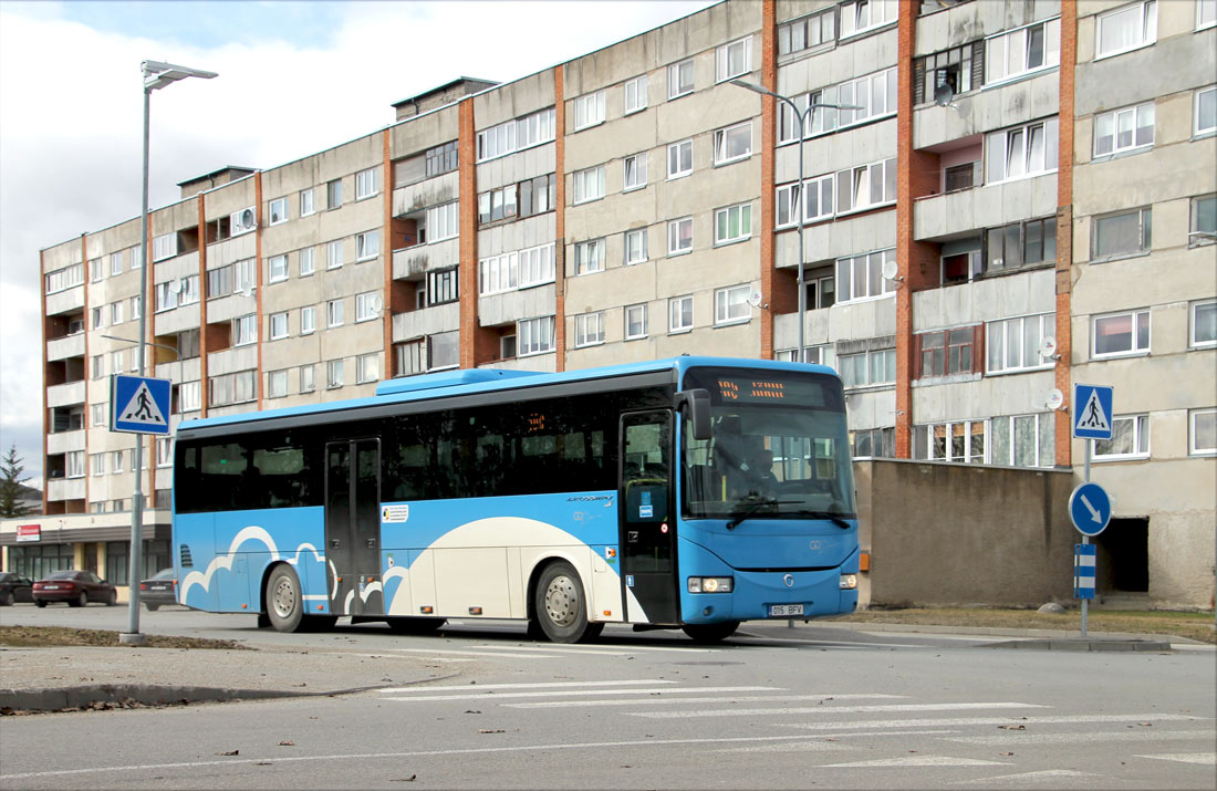 Kiviõli, Irisbus Crossway 12M № 015 BFV
