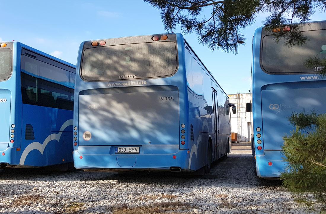 Kiviõli, Irisbus Crossway 12M № 030 BFV