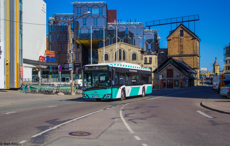 Tallinn, Solaris Urbino IV 12 CNG № 3303