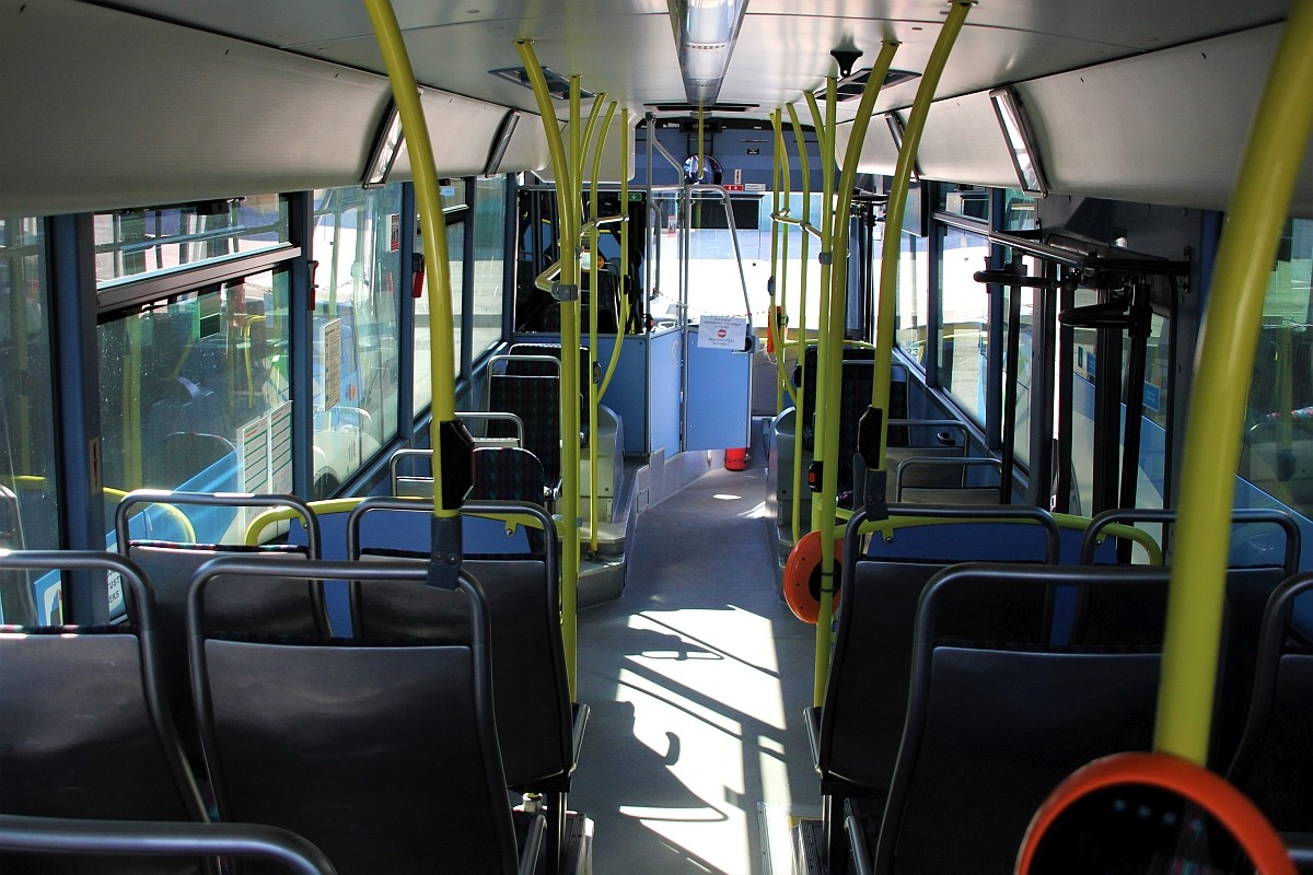 Tallinn, Irisbus Crossway LE 12M № 2347