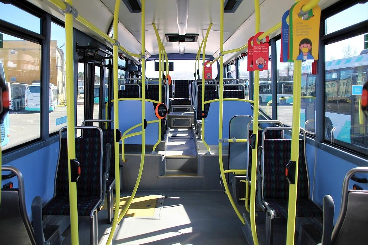 Tallinn, Irisbus Crossway LE 12M № 2779