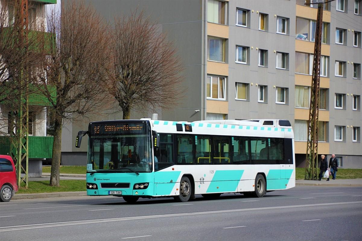 Tallinn, Volvo 7700 № 1129