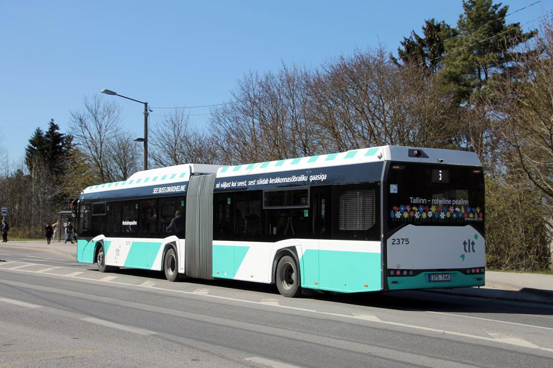 Tallinn, Solaris Urbino IV 18 CNG № 2375