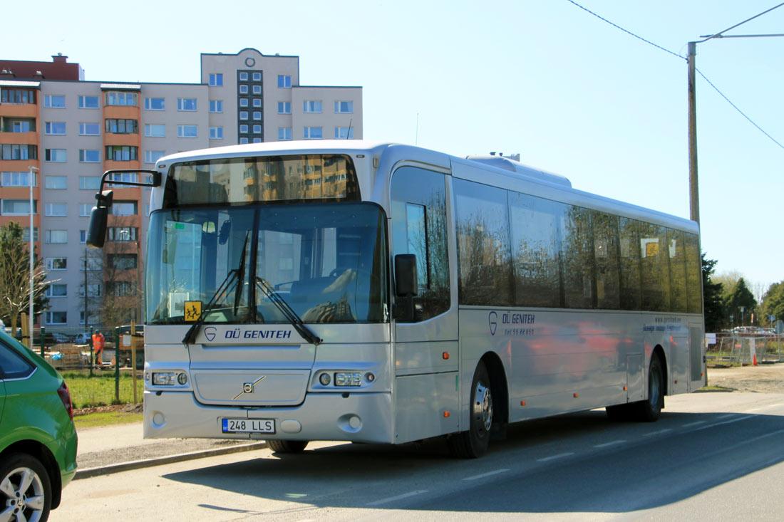 Tallinn, Volvo 8500LE № 248 LLS