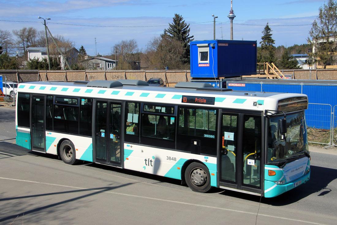 Tallinn, Scania OmniLink CK270UB 4X2LB № 3848