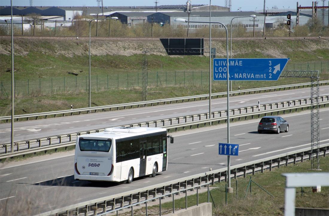 Tallinn, IVECO Crossway LE Line 10.8M № 423