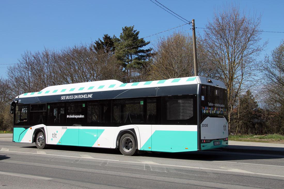 Tallinn, Solaris Urbino IV 12 CNG № 3008