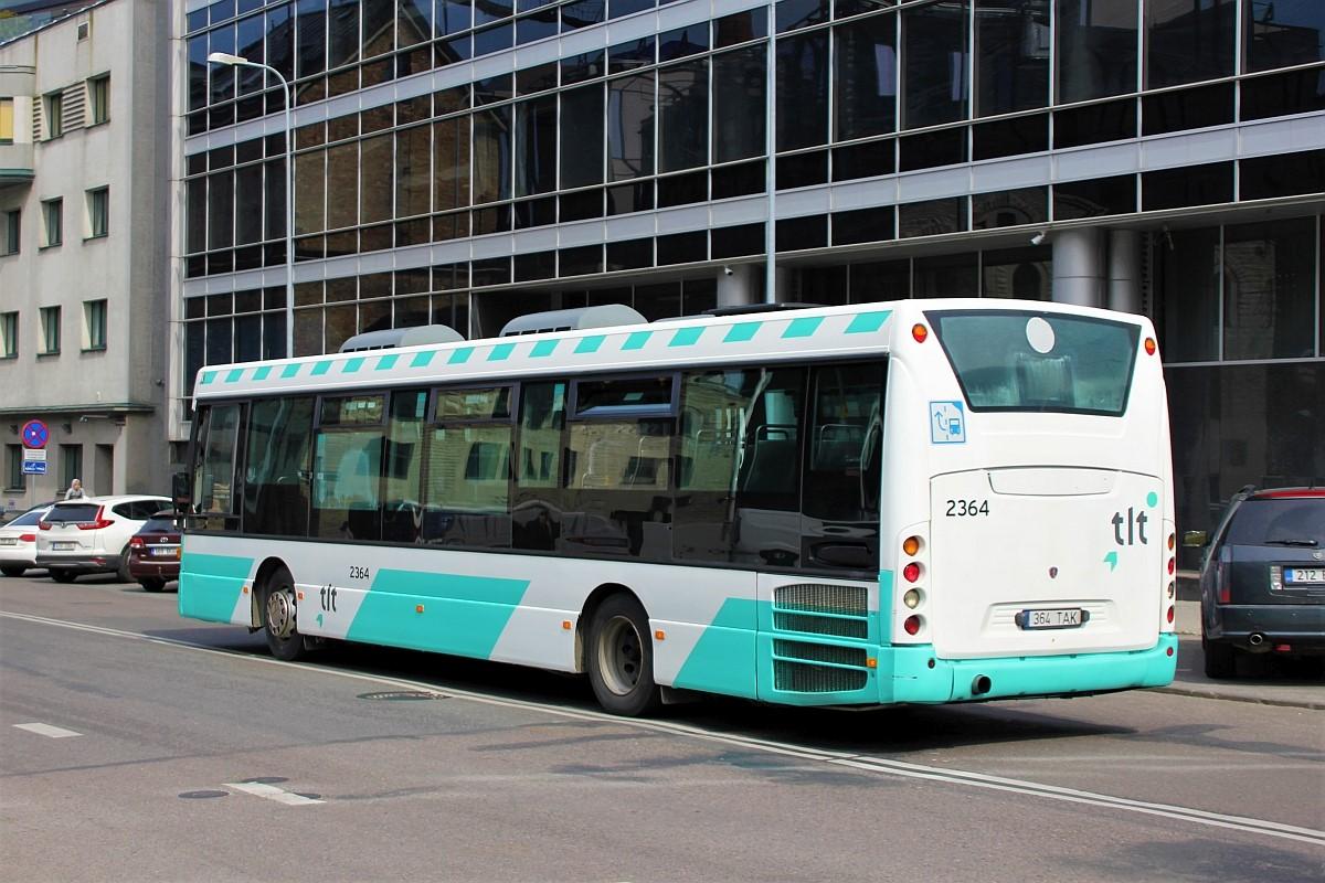 Tallinn, Scania OmniLink CK270UB 4X2LB № 2364