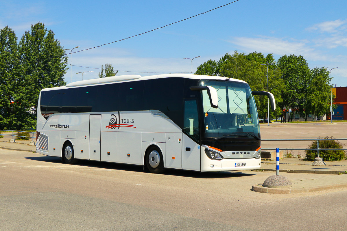 Pärnu, Setra S515HD № 101 BXB