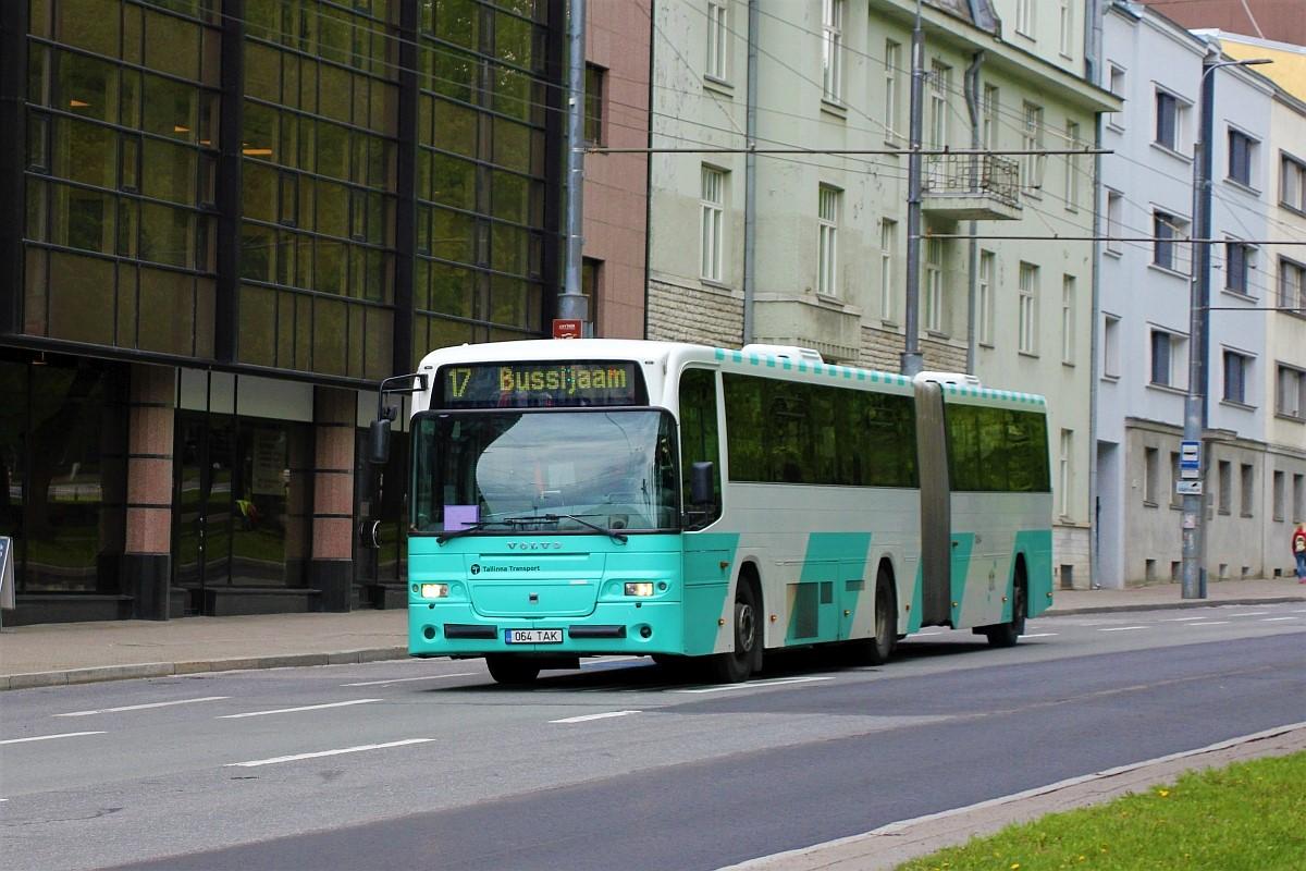 Tallinn, Volvo 8500 № 1064