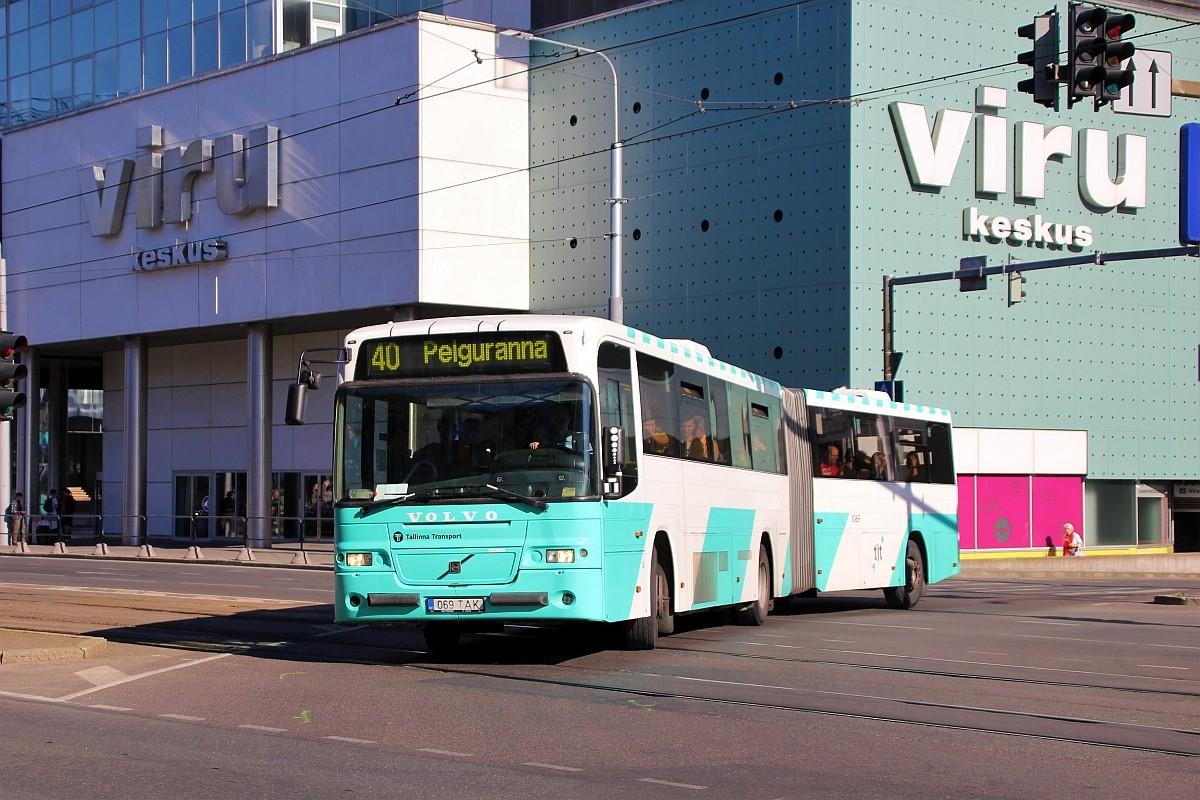 Tallinn, Volvo 8500 № 1069
