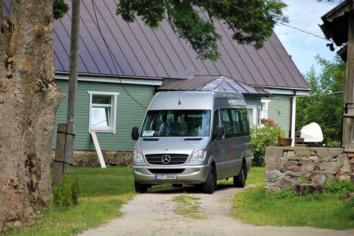 Märjamaa, Mercedes-Benz Sprinter 316CDI № 177 BNW