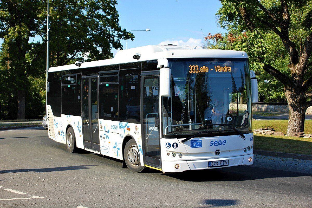 Pärnu, TEMSA MD 9 LE № 679