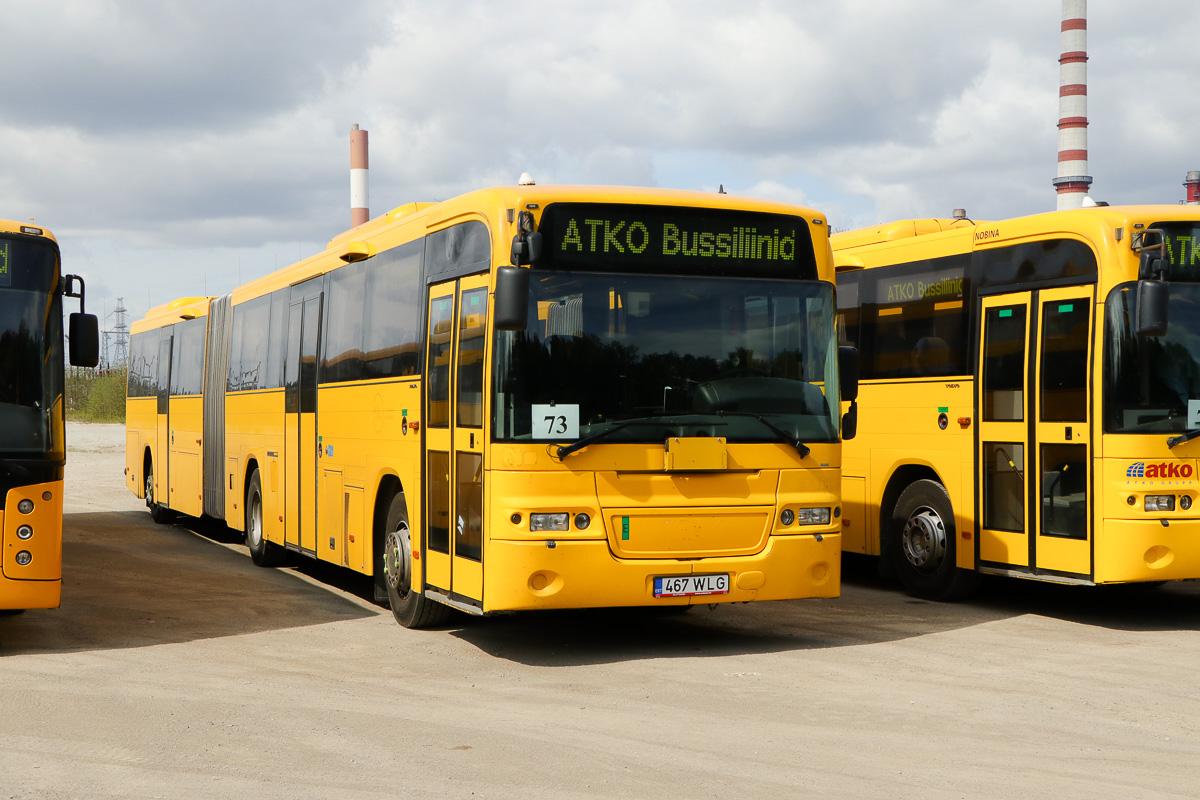 Kohtla-Järve, Volvo 8500 № 467 WLG